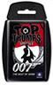 James Bond 007 – Top Trumps