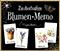 Zauberhaftes Blumen-Memo